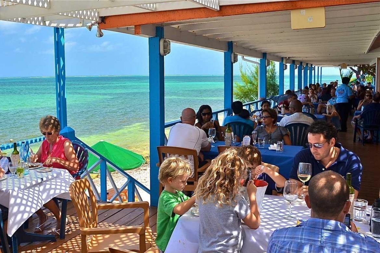 Tukka Restaurant Bar East End Grand Cayman