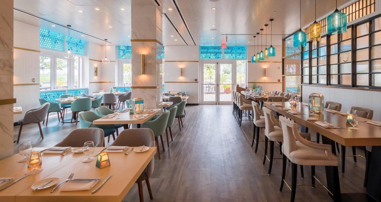 Agua Restaurant Lounge Grand Cayman Cayman Islands