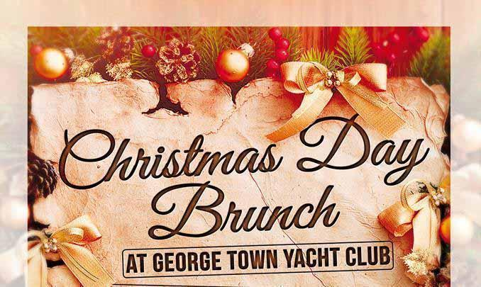 Christmas Brunch at GTYC