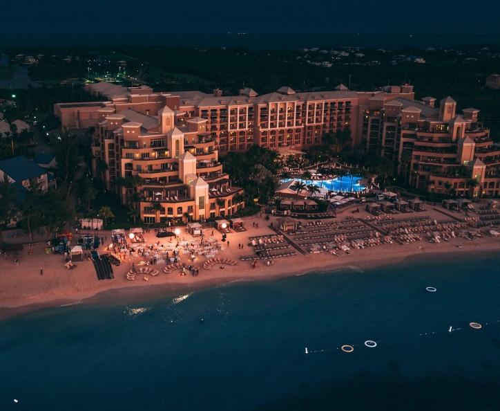 Beach BBQ, The Ritz-Carlton