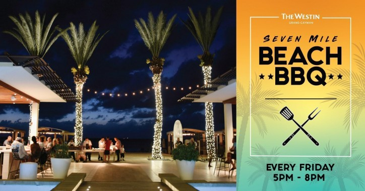 Beach BBQ, Westin Grand Cayman