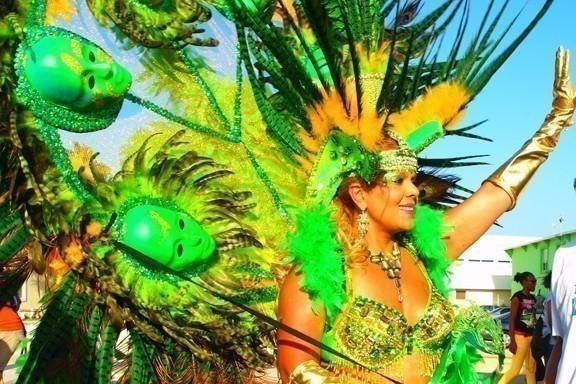 Vibrant Costumes