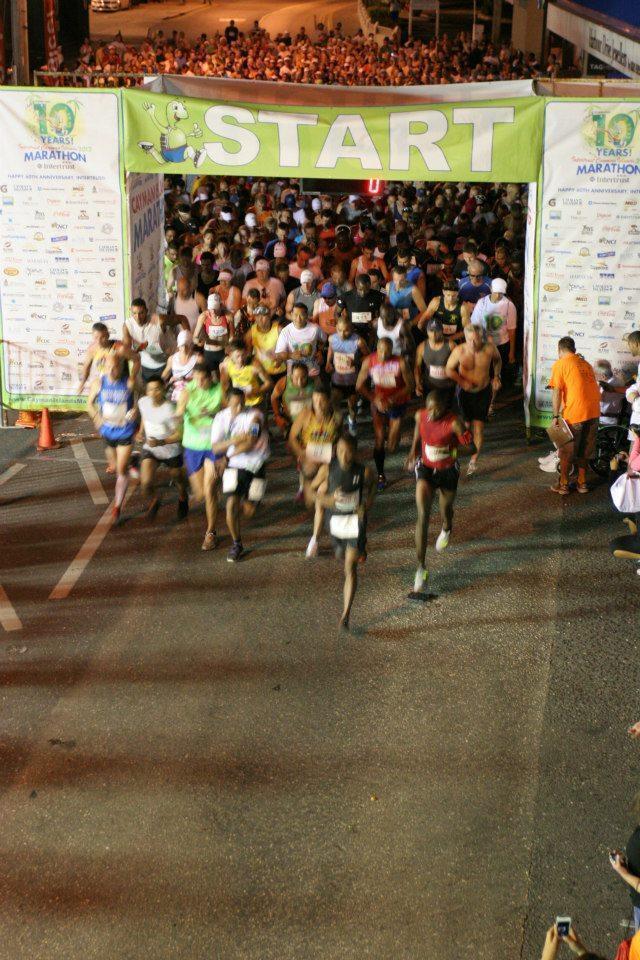The Cayman Islands Marathon