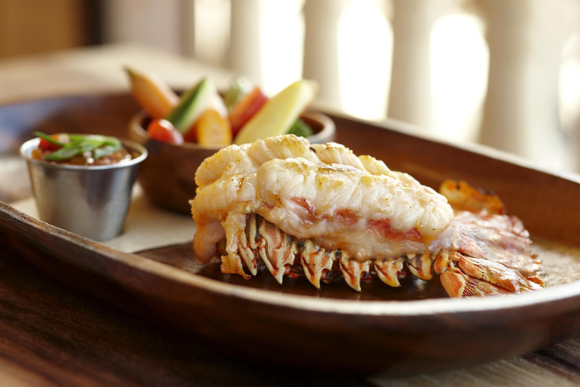 Mmmmm lobster!