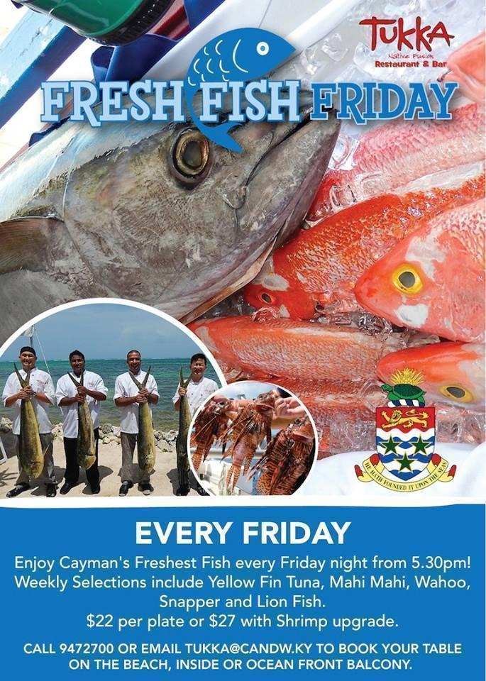 Fresh Fish Friday