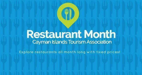 Cayman Restaurant Month