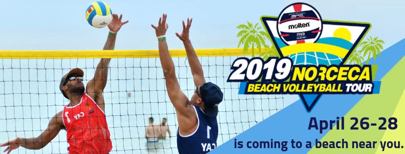 NORCECA Beach Volleyball