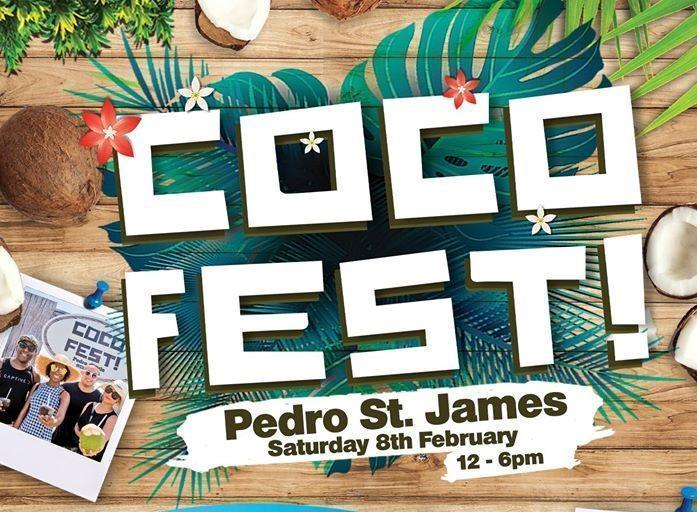 Coco Fest at Pedro St James